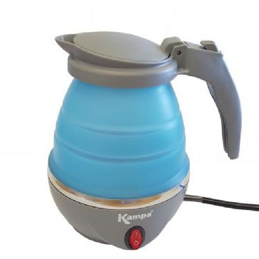 Kampa Dometic Squash 0.8L Collapsible Electric Kettle